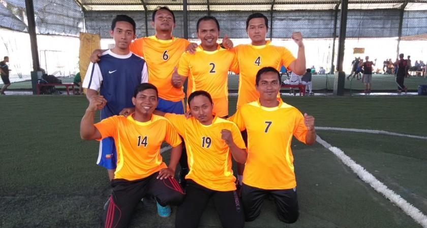 Tembus Perempat Final, Tim Futsal Bayt Al Hikmah Tampil Memukau